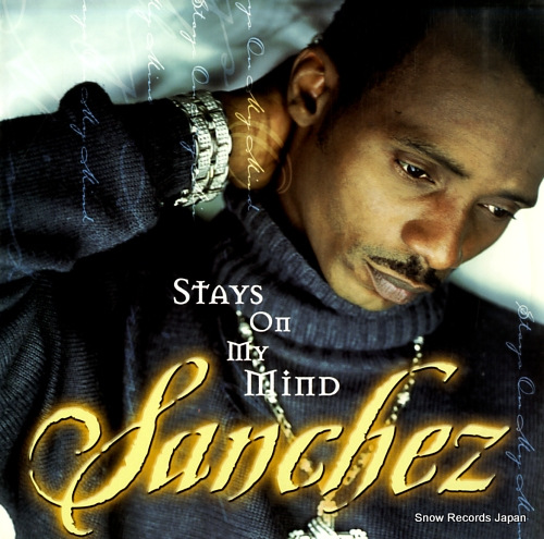 SANCHEZ stays on my mind VPRL1636 - front cover