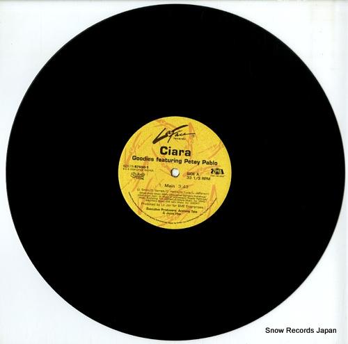CIARA goodies 82876-57550 - disc