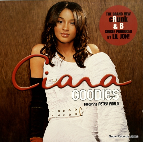 CIARA goodies 82876-57550 - front cover