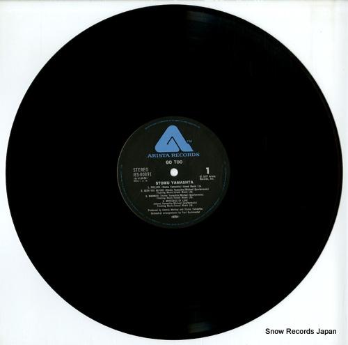 YAMASHITA, STOMU go too IES-80891 - disc