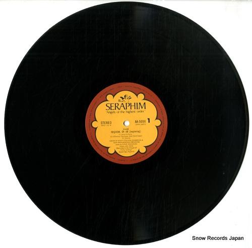 WILLCOCKS, DAVID faure; requiem, op.48 AA.5098 - disc