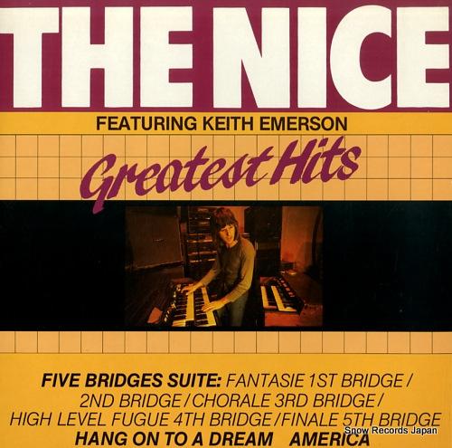 ザ・ナイス greatest hits HO25