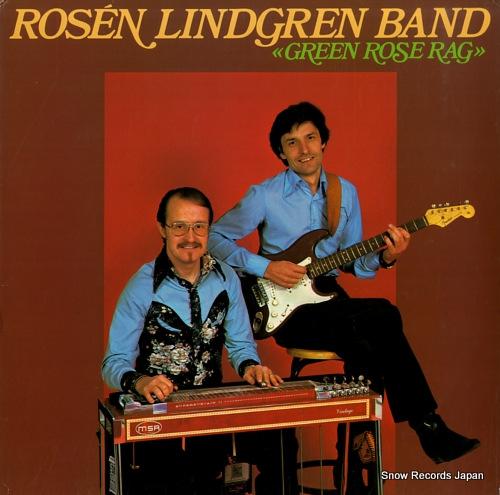 ROSEN LINDGREN BAND green rose rag MLPH1257 - front cover