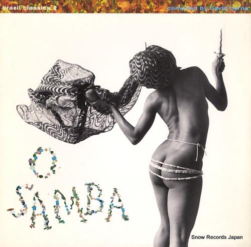 V/A brazil classics 2: o samba 926019-1