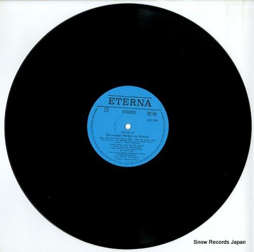 KLEE, BERNHARD otto nicolai; die lustigen weiber von windsor (opernquerschnitt) 827092 - disc