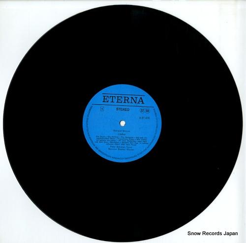 SCHREIER, PETER r.strauss; lieder 827470 - disc