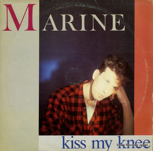 MARINE kiss my knee HIM002EP - front cover