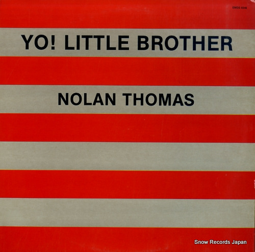 THOMAS, NOLAN yo! little brother EMDS6546 - front cover