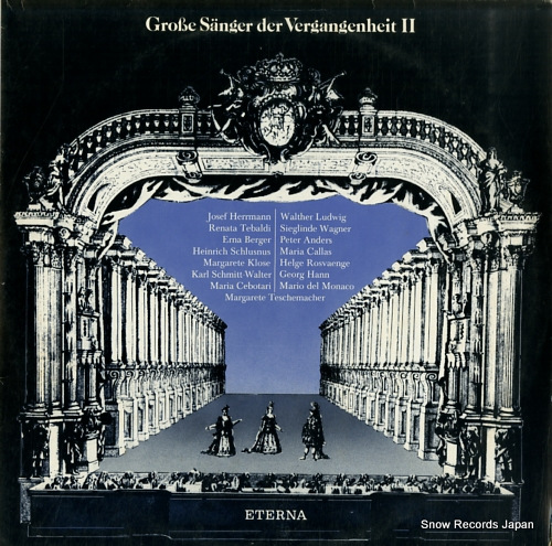 V/A grobe sanger der vergangenheit ii 822671-672 - front cover