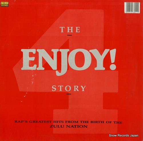 V/A the enjoy story ENJOY1-4