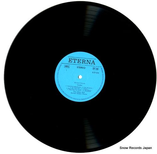 ADAM, THEO singt lieder von richard strauss 827694 - disc