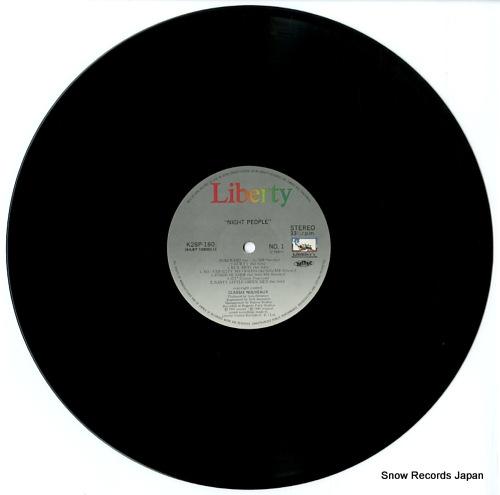 CLASSIX NOUVEAUX night people K28P-180 - disc