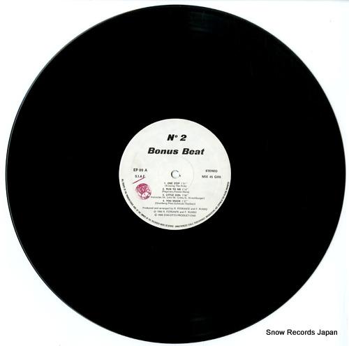 V/A bonus beat n.2 EP09 - disc