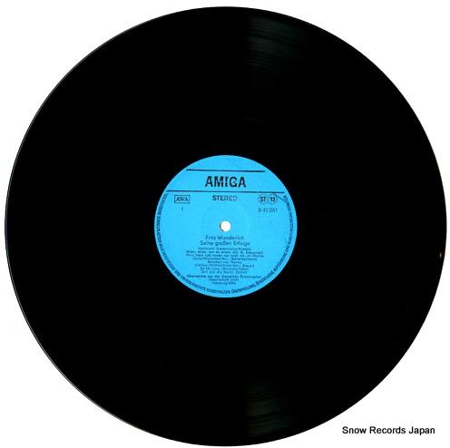 WUNDERLICH, FRITZ seine groben erfolge 845261 - disc