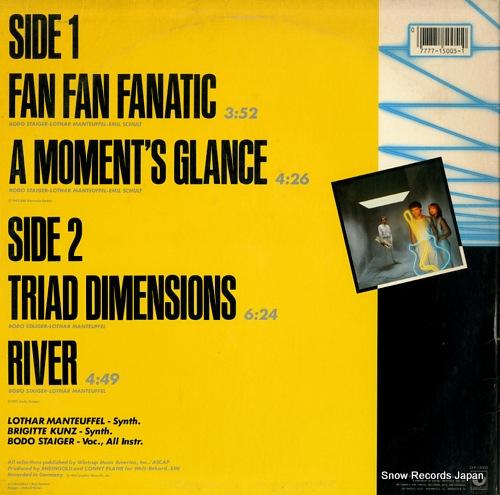 RHEINGOLD fan fan fantastic DLP-15005 - back cover