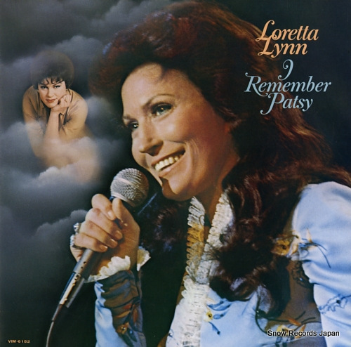LYNN, LORETTA i remember patsy VIM-6152 - front cover