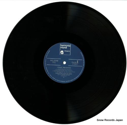 DITTRICH, MICHAEL vienne 1850 dances VIC-2298 - disc