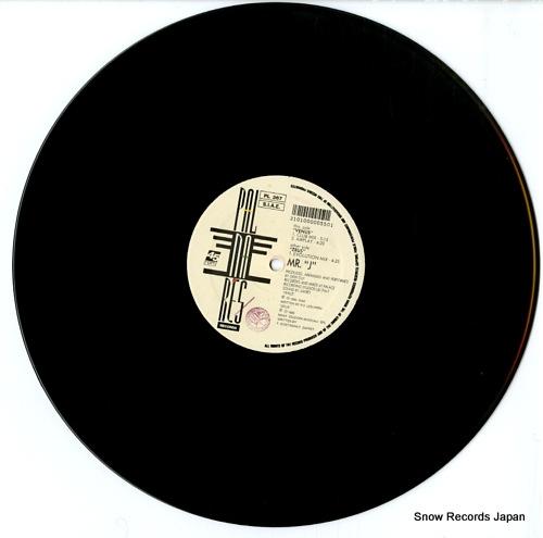 MR.J zeus / venus PL367 - disc