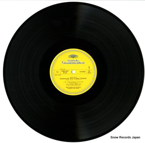 RICHTER, KARL haydn; symphonies no.94