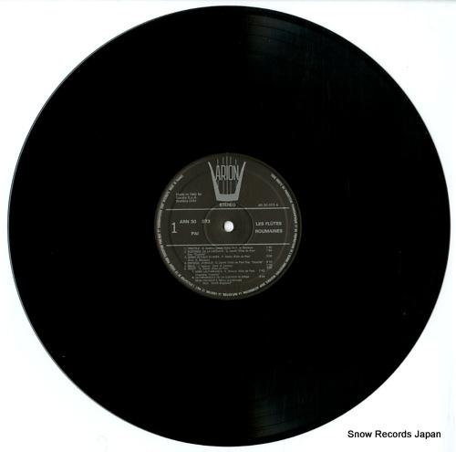 ZAMFIR, CHEORGHE les flutes roumaines 30073/ARN30073 - disc