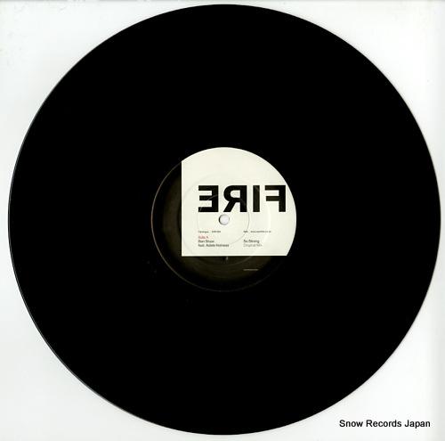 SHAW, BEN so strong ERIF009 - disc