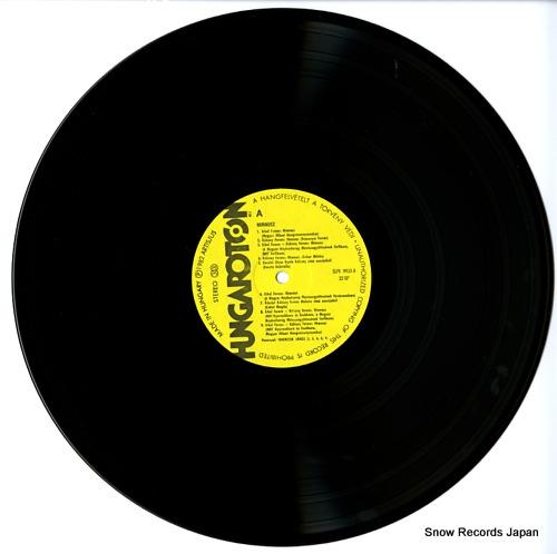 FERENC, KOLCSEY himnusz - szozat SLPX19133 - disc