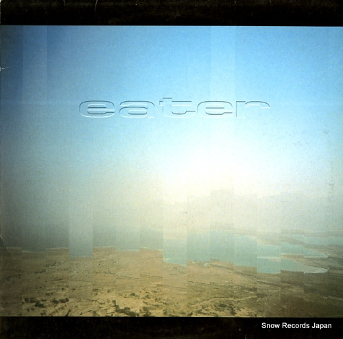 EATER t. o. e. PEEP11 - front cover