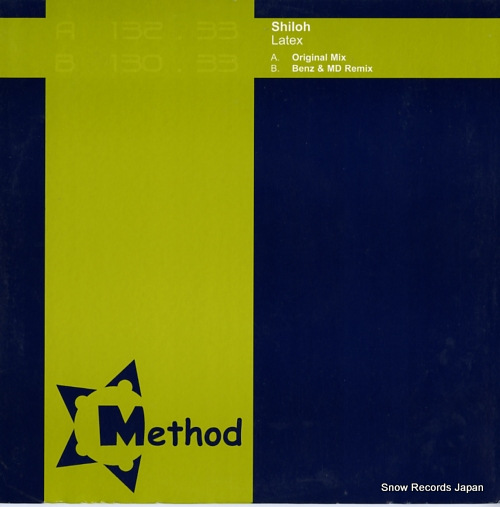 SHILOH latex METHOD020 - front cover