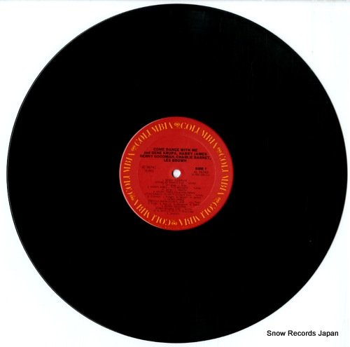 V/A come dance with me JC36743 - disc