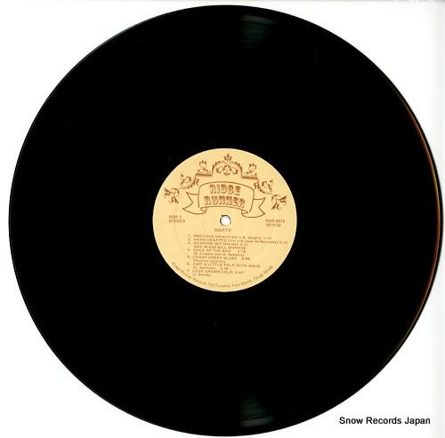 STUART, MARTY marty RRR0013 - disc