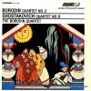 BORODIN QUARTET, THE - borodin; string quartet no.2 in d