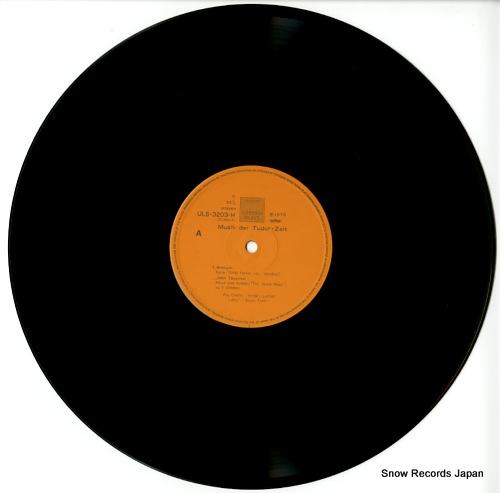 TURNER, BRUNO musik der tudor-zeit ULS-3203-H - disc