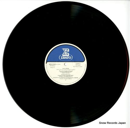 CORBOZ, MICHEL brahms; marienlieder op.22 ERX2242 - disc