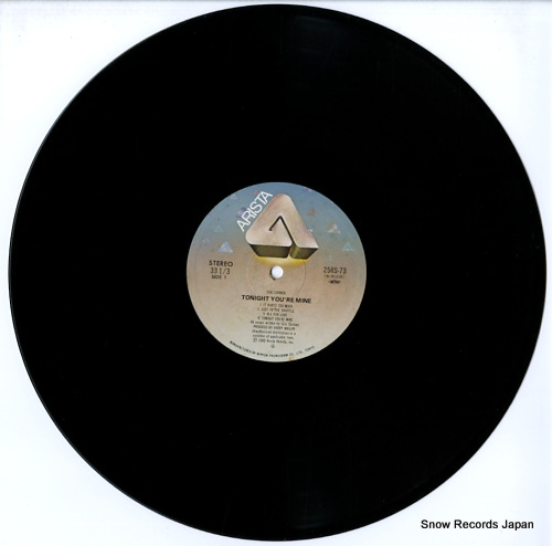 CARMEN, ERIC tonight you're mine 25RS-73 - disc