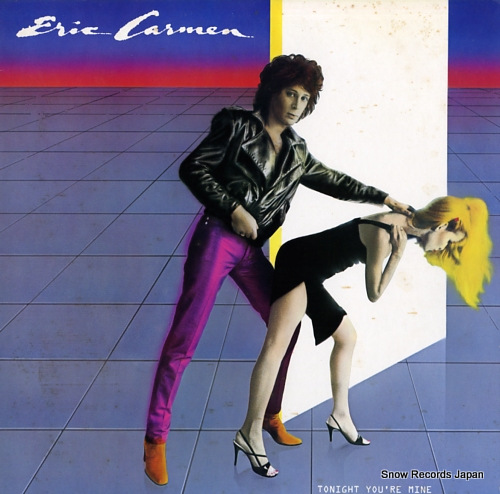 CARMEN, ERIC tonight you're mine 25RS-73 - front cover