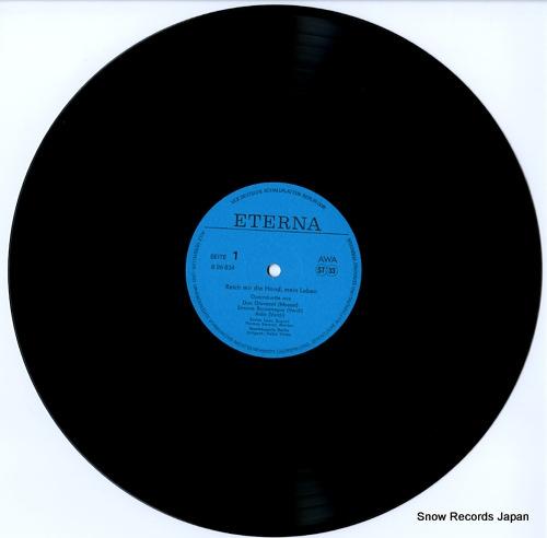 LEAR, EVELYN, AND THOMAS STEWART reich mir die hand, mein leben 826834 - disc