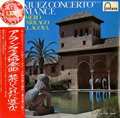 V/A aranjuez concerto romance FG-117 - front cover