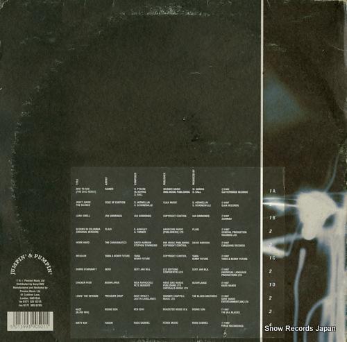 V/A atlas earthed LPTOT50 - back cover