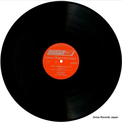 BOSKOVSKY, WILLI mozart serenades / volume two STS15170 - disc