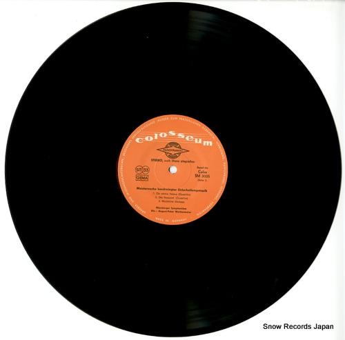 WALDENMAIER, AUGUST-PETER meisterwerke beschwingter unterhaltungsmusik SM3005 - disc
