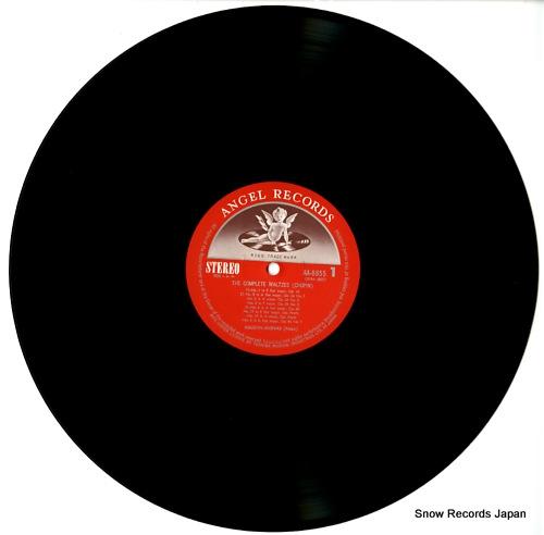 ANIEVAS, AGUSTIN chopin; the complete waltzes AA-8855 - disc