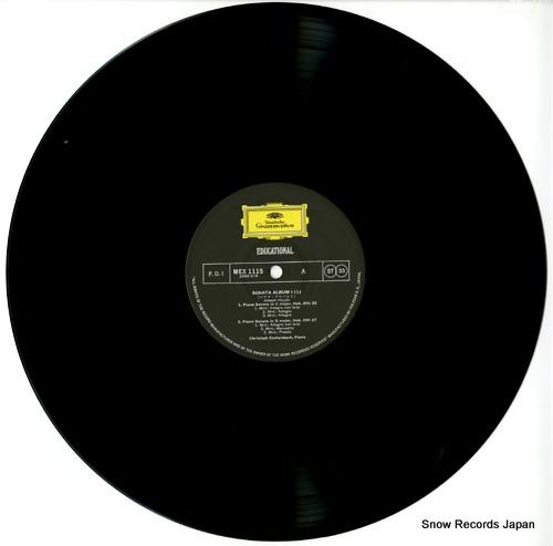 ESCHENBACH, CHRISTOPH sonata album 1 (1) MEX1115 - disc