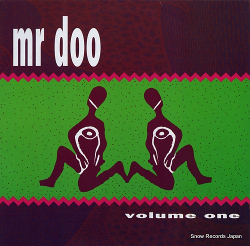 V/A mr doo volume one MDLP001 - front cover