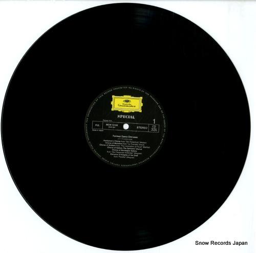 V/A famous opera choruses MGW5230 - disc