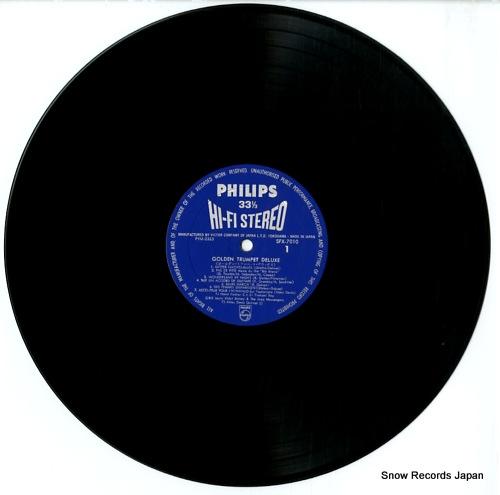 V/A golden trumpet de luxe SFX-7010 - disc
