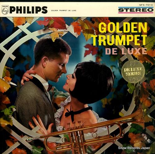 V/A golden trumpet de luxe SFX-7010 - front cover