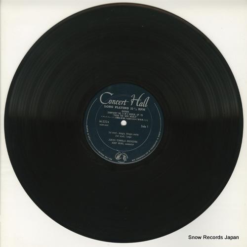 KRIPS, JOSEF dvorak; new world symphony M-2224 - disc