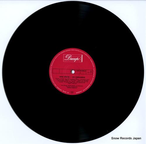BERGER, ERNA ein opernabend 1C047-28556 - disc
