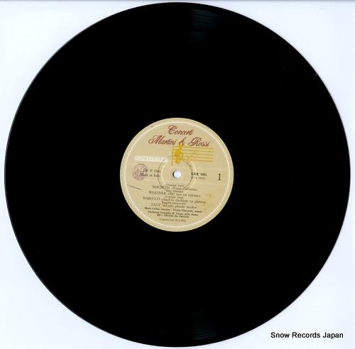 V/A concerti martini & rossi LMR5001 - disc