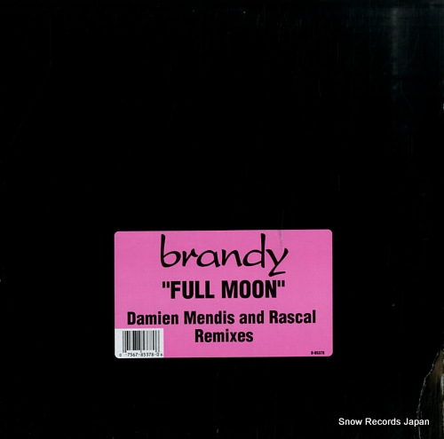 BRANDY full moon 0-85378 - front cover